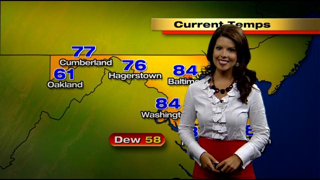 Wjz Morning News Weather Roundup Cbs Baltimore – Fondos de Pantalla