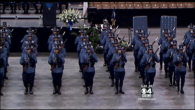 174 Troopers Graduate From Mass  State Police Academy