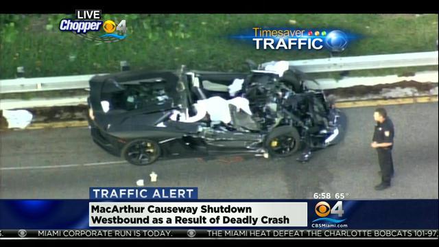 Westbound MacArthur Causeway Shutdown Due To Deadly Accident
