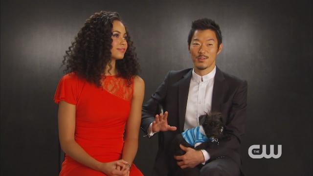 The Tomorrow People: Madeleine Mantock & Aaron Yoo Interview
