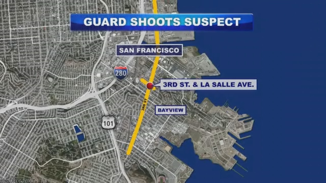 Kron 4 Fire Map.Kron 4 News Crew Target Of Robbery Attempt Guard Shoots Suspect