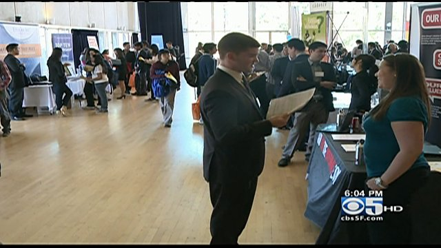 More Employers On Hand At UC Berkeley Career Fair